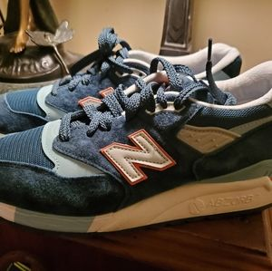 New Balance Suede 990